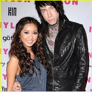 Trace Cyrus Writes Song For Ex Girlfriend Brenda Song - Listen Here