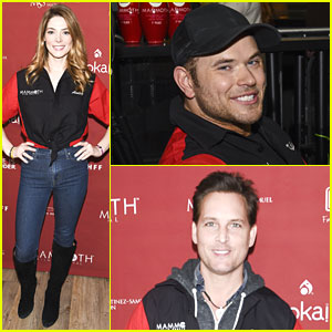 'Twilight' Stars Reunite at Charity Celebrity Bowling Tournament