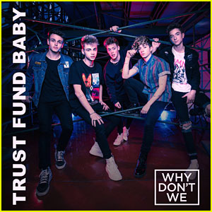 Why Don't We Tease 'Trust Fund Baby' Music Video with Character Posters