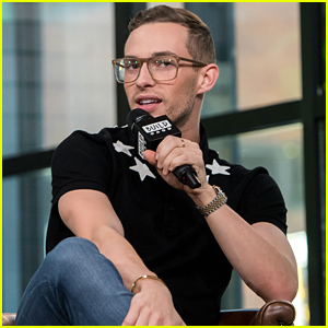Adam Rippon Addresses Those 'Dancing With The Stars' Questions Coming At Him