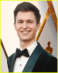 Why Did Ansel Elgort Leave The Oscars Last Night? To Do This!