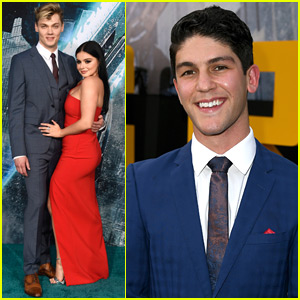Ariel Winter Supports Levi Meaden at 'Pacific Rim Uprising' Premiere