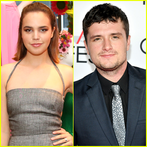 Bailee Madison Reveals Her One Time Crush on Former Co-Star Josh Hutcherson