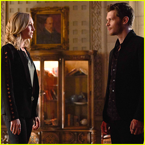 First Photo of Candice King as Caroline Forbes in 'The Originals' Has Been Released!