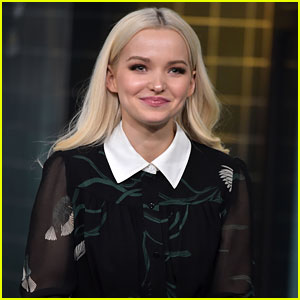 Dove Cameron Had Her First 'Descendants 3' Fitting!
