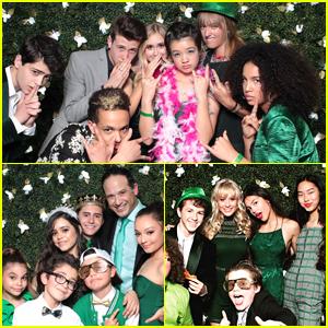 Jenna Ortega, Olivia Rodrigo, Peyton Elizabeth Lee & More Disney Stars Attend Emerald Ball