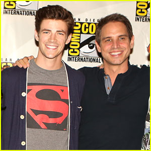 Grant Gustin Wants to Star in All Greg Berlanti's Upcoming Films