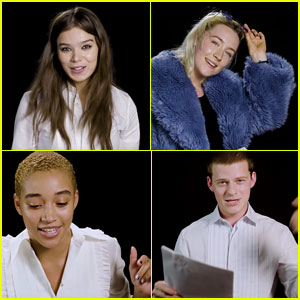 Hailee Steinfeld, Saoirse Ronan, Amandla Stenberg, & More Perform Bruno Mars' 'That's What I Like' - Watch Now!