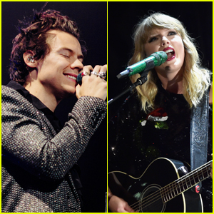 Harry Styles Jokingly References Taylor Swift During His Concert