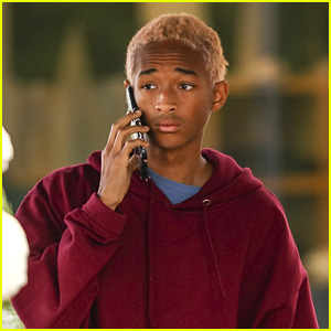 Jaden Smith Looks Cool With Strawberry Blonde Hair While Hanging Out in California!