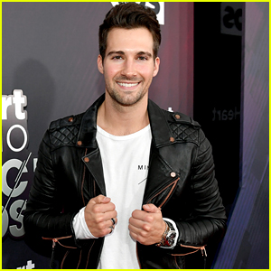 James Maslow Teases Upcoming 'Big Bang Theory' Mystery Role!