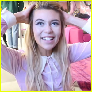 Jessie Paege Celebrates 19th Birthday With 'Stranger Things' Party!