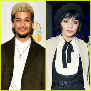Jordan Fisher Wants to 'Lip Sync Battle' With Vanessa Hudgens