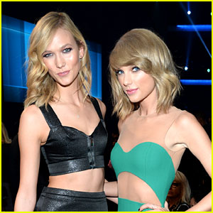 Taylor Swift & Karlie Kloss Are NOT in a Feud!