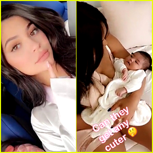 Stormi Webster Is So Cute in Kylie Jenner's New Snap!
