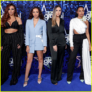 Little Mix Say They Will 'Twerk When They Want To Twerk' In Empowering Speech at Global Awards 2018