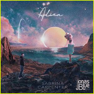 Sabrina Carpenter & Jonas Blue Drop 'Alien' Single - Stream & Download Here!