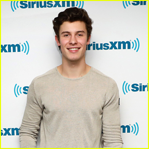 Shawn Mendes Talks About Recording 'In My Blood' - Watch!
