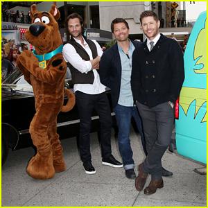 Jensen Ackles, Jared Padalecki & Misha Collins Chat Up 'Supernatural' at PaleyFest & Tease Gabriel's Return