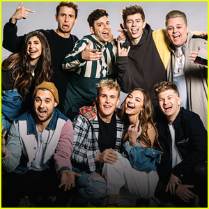 Jake Paul & Erika Costell Announce Team 10 Tour - See The Dates Here!