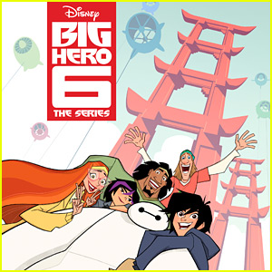 'Big Hero 6' TV Series Will Premiere in June!
