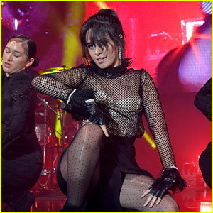 Camila Cabello Performs 'Sangria Wine' With a Special Guest at Her LA Concert