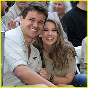 Bindi Irwin's Boyfriend Chandler Powell Calls Her The 'Most Beautiful Girl In The World'