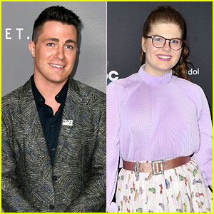 Colton Haynes Proclaims Love For Idol's Catie Turner On Twitter