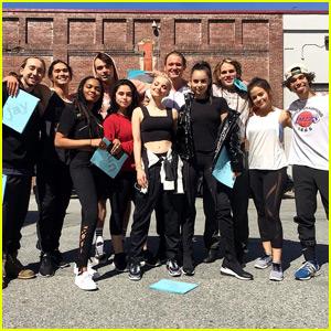Dove Cameron, Sofia Carson & More Start Rehearsing For 'Descendants 3'!