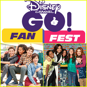 Disney Channel To Launch 'GO! Fan Fest' This Summer at Disneyland
