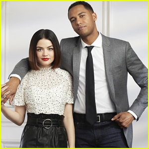 Life Sentence's Elliot Knight Gushes Like Mad Over Lucy Hale