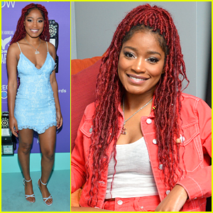 Keke Palmer Switches Up Looks During The Night at Shorty Awards 2018