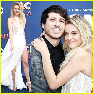 Kelsea Ballerini Is a Legend at ACM Awards 2018 with Husband Morgan Evans!