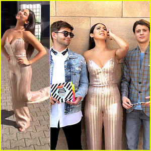 Jace Norman Joins Kira Kosarin & Jack Griffo in Germany For Kids' Choice Awards 2018