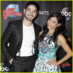 Mirai Nagasu Talks About 'DWTS' Training with Alan Bersten Ahead of Premiere