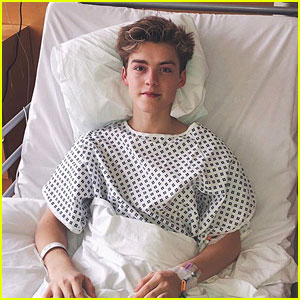 New Hope Club's Reece Bibby Updates Fans After Appendix Ruptures