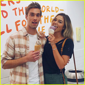 Sadie Robertson & Austin North Make Relationship Public With Cute Instagrams