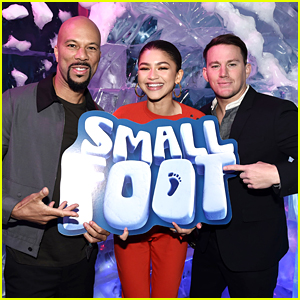 'Smallfoot' Releases Trailer Featuring the Voice of Zendaya - Watch!