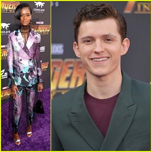 Letitia Wright Dishes On If A Shuri & Spider-Man Team Up Could Happen With Tom Holland