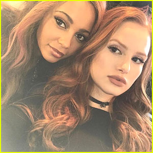 Madelaine Petsch Reveals the Choni Kiss Was Actually Kind of Messy