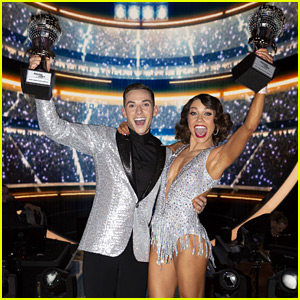 DWTS Athletes Champs Adam Rippon & Jenna Johnson Are 'Connected Forever'