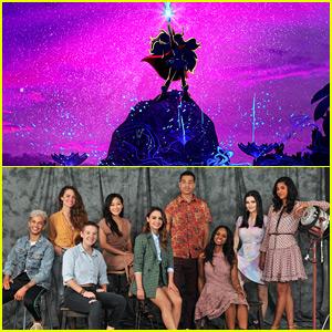 Aimee Carrero To Voice She-Ra on Netflix; Jordan Fisher & AJ Michalka Also Join!