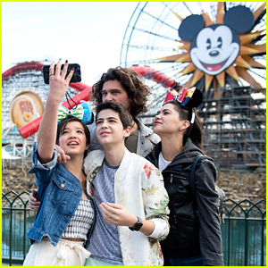 'Andi Mack' Cast Takes On Disneyland for GO! Fan Fest!