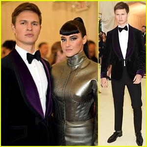 Ansel Elgort & Shailene Woodley Wear Same Designer to Met Gala 2018!