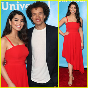 Auli'i Cravalho Hasn't Splurged On Anything Since Getting Her First Big Paycheck
