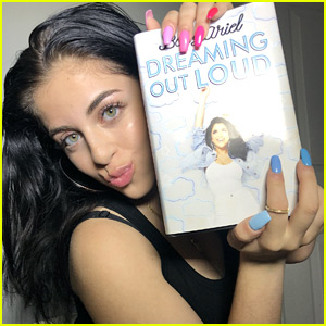 Baby Ariel Announces Debut Book 'Dreaming Out Loud'