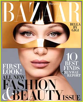 Bella Hadid Responds to Those Who Think She's a Partier!