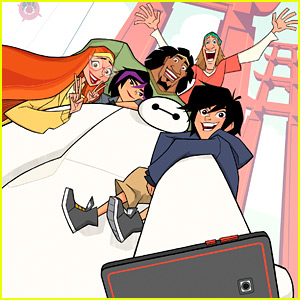 Baymax, Hiro & The Gang Are All Back In First 'Big Hero 6' Trailer - Watch Now!