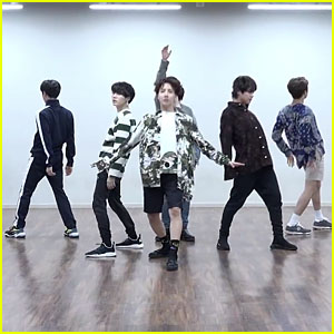 BTS Bust a Move in Choreography Practice Version of 'Fake Love' - Watch Now!