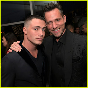 Colton Haynes Unfollows Husband Jeff Leatham on Social Media Leading To Split Reports